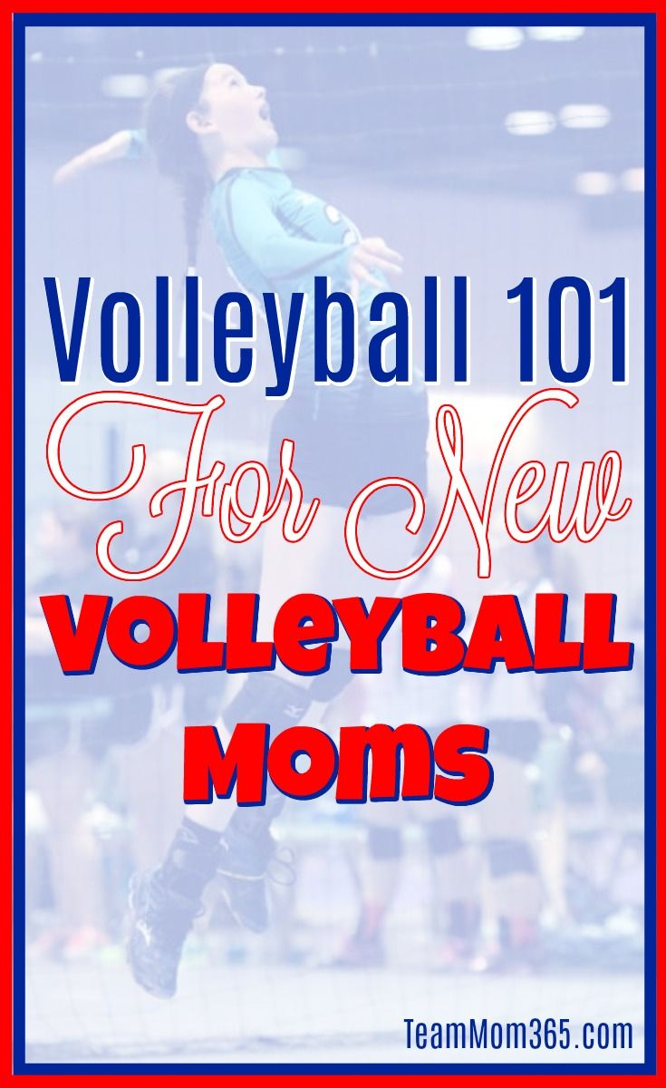 Volleyball 101 For New Volleyball Moms Teammom Sportsparent Mom Volleyball Team Gifts Team Mom Volleyball Mom