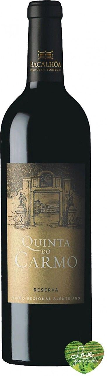 Love Your Table - Quinta do Carmo Reserva Red Wine 2008, €35,99 (http://www.loveyourtable.com/Quinta-do-Carmo-Reserva-Red-Wine-2008/)