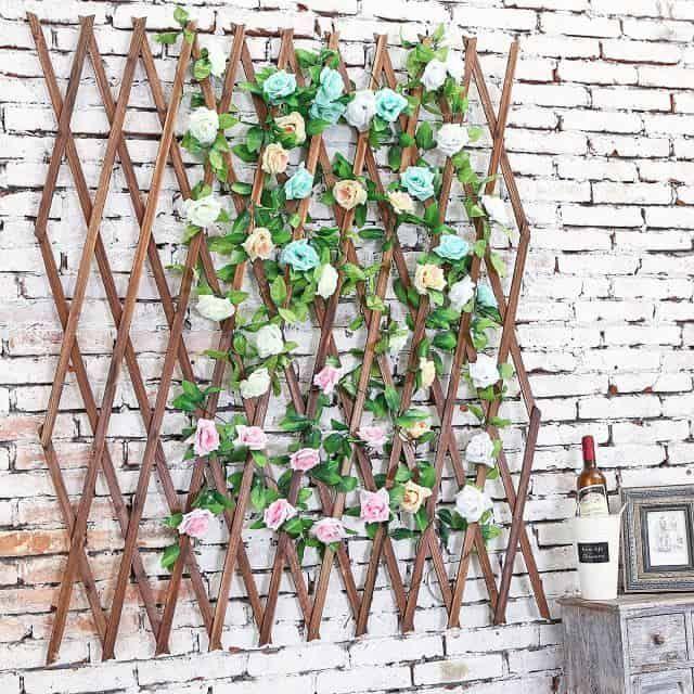 41 Best Diy Garden Trellis Ideas 27 Is Awesome Trellis Plants Garden Trellis Diy Garden Trellis