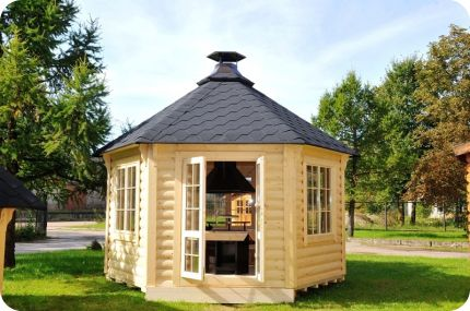 The Cornish BBQ Hut Company - We supply BBQ Huts and Grill Cabins