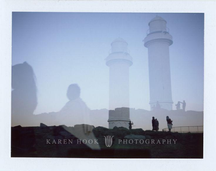 Multiple Exposures Polaroid Series 2013