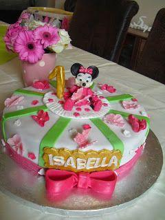 Family, Bakery & More : Der erste Geburtstag ist immer was besonderes........