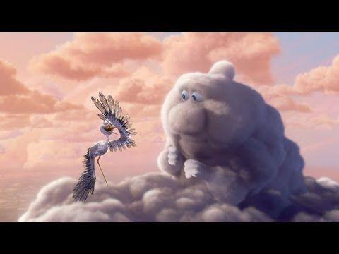 'Parcialmente Nublado' Cortometraje de Pixar completo