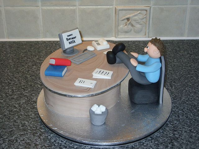 COMPUTER CAKE | Flickr - Photo Sharing!