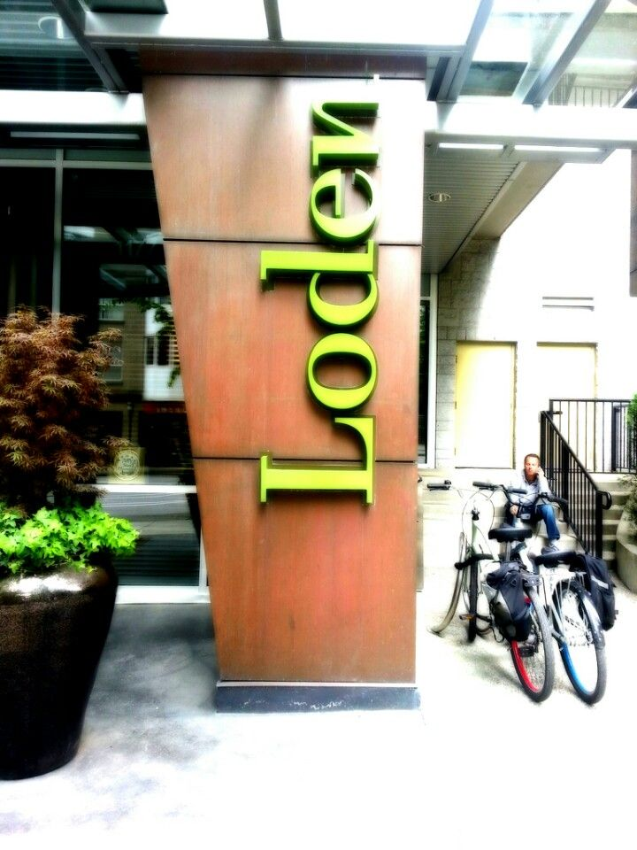 Loden Hotel in Vancouver, BC