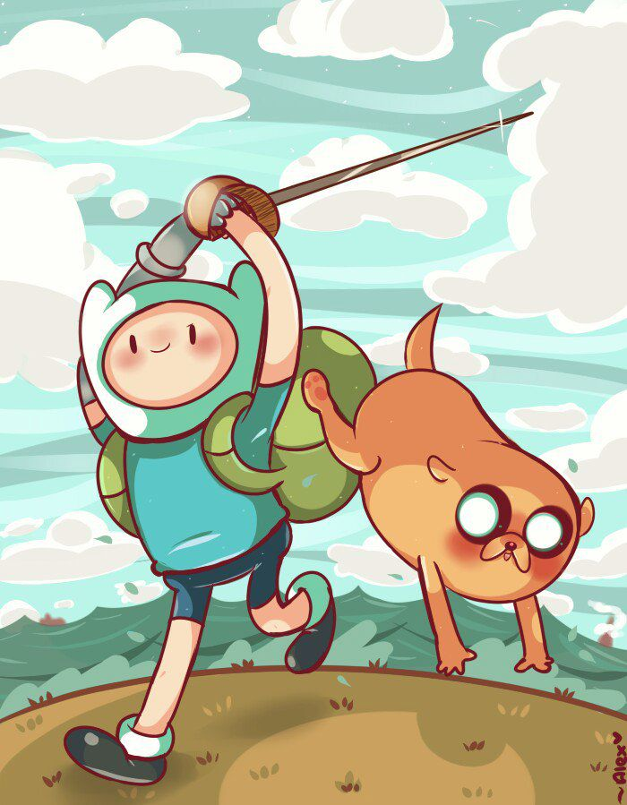 """chibiirose: """"I finally watched the Adventure Time Islands miniseries it was so good and I cried! """""""