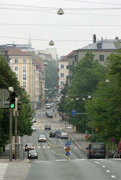 Taka-Töölö, Helsinki, Finland