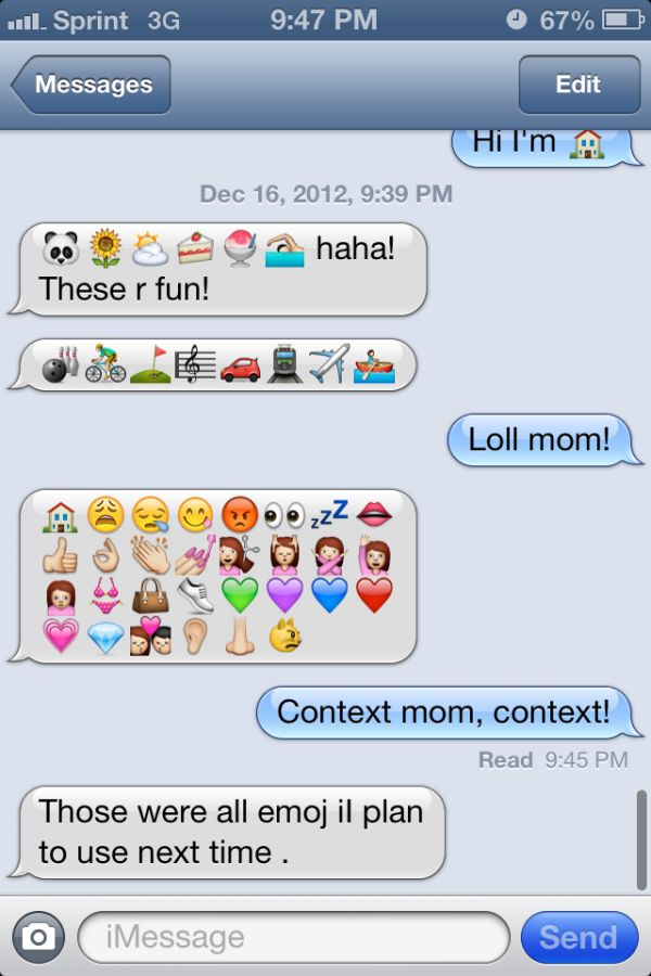 Funny Texts From Mom -  Do you remember when your first text from your mom?  I sure do!  She is finally a pro, but there was definitely a learning curve.  Here are some great texts from moms… #mom