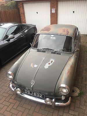 eBay: 1962 VW Type 3 Notchback - MOT'd and ready to drive