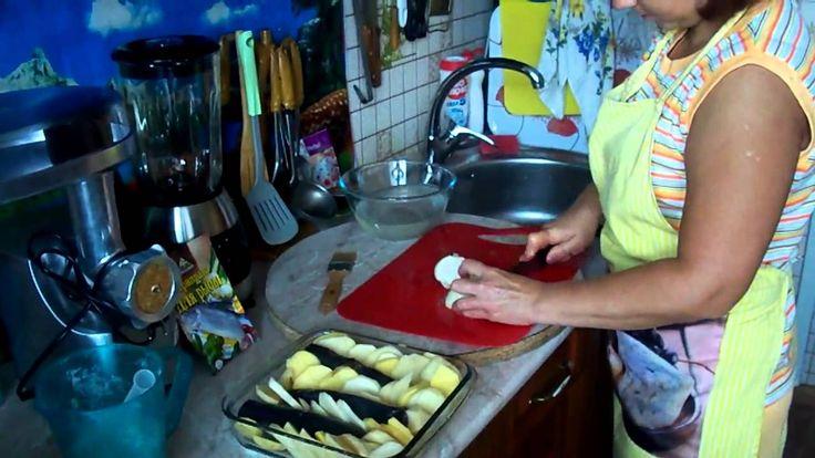 Рецепт. Быстрое приготовление рыбы с картофелем по русски в жарочном шкафу
