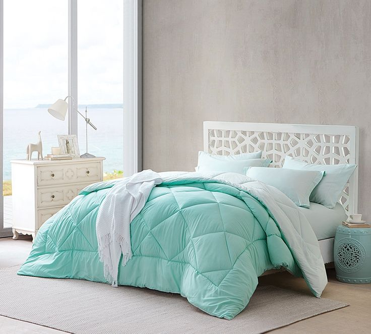 oversized king comforter sets hint of mint and yucca bedding king - Oversized King Comforter