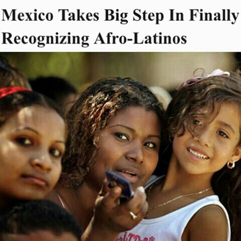 "For the first time in Mexico's national history 1.38 million Afro-Mexicans are being recognized for their Afro-ancestry by the government.  Mexico is home to a diverse population, but national censuses have excluded documentation of African lineage since the Mexican Revolution of 1910. For 95 years, the national identity for Mexico was ""mestizaje,"" a term that only acknowledges interracial descendants of colonizers and indigenous communities, and ignores the role of African slaves in…"