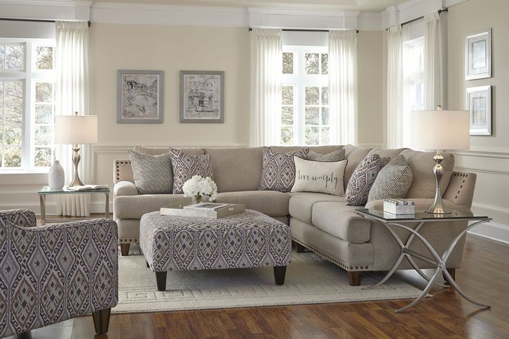 Anna Sectional from Franklin Corporation