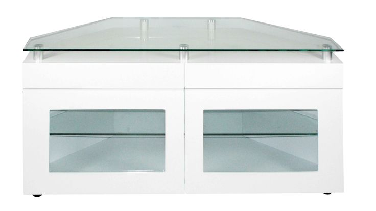 Birchwood Entertainment Unit - White