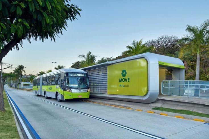 Galeria de BRT - estações MOVE BH / Gustavo Penna - 10
