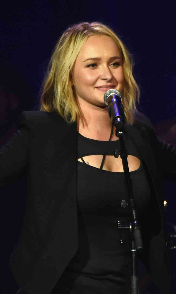Hayden Panettiere Is Undergoing a Second Round of Treatment For Postpartum Depression