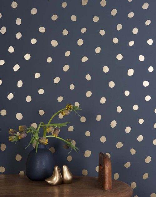 dotty wallpaper #pois #polka #dots