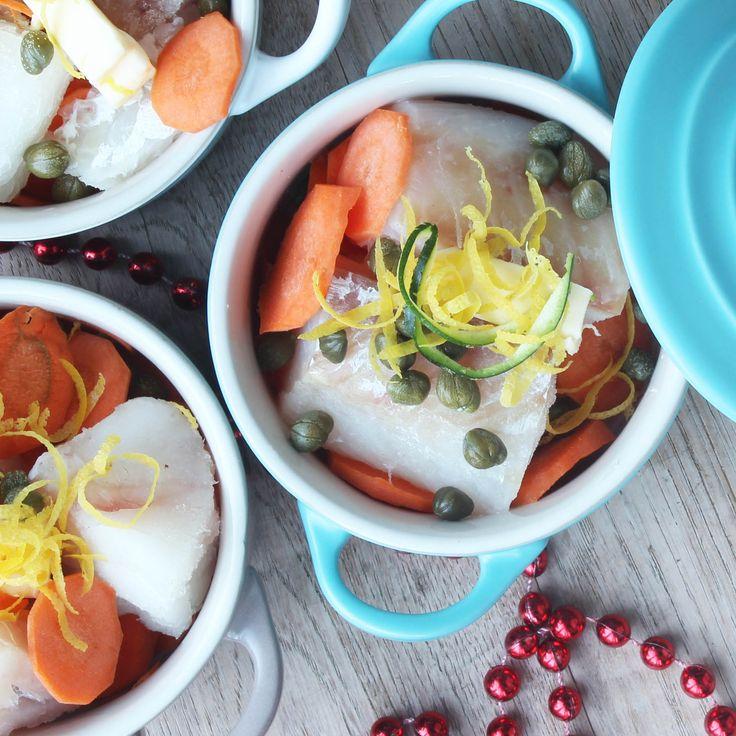 Recept voor vispannetje van kabeljauw met wortels | eethetbeter.nl