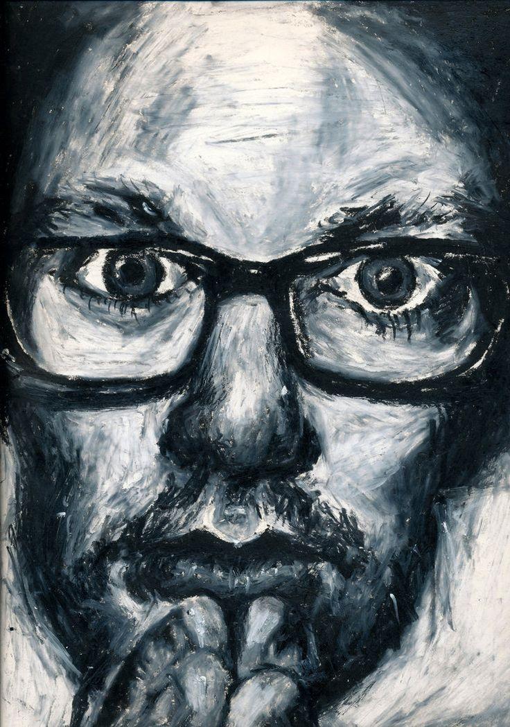 The Third Portrait (process) by LillvA on DeviantArt