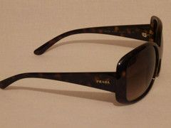 Prada Ladies Avana Sunglasses