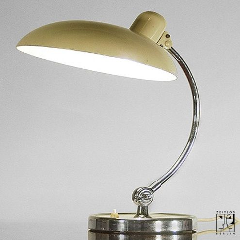 "Christian Dell table lamp ""6631"" for Kaiser idell - 590 €"