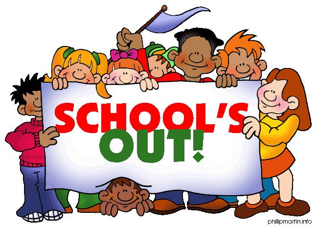 Image result for school out cartoon