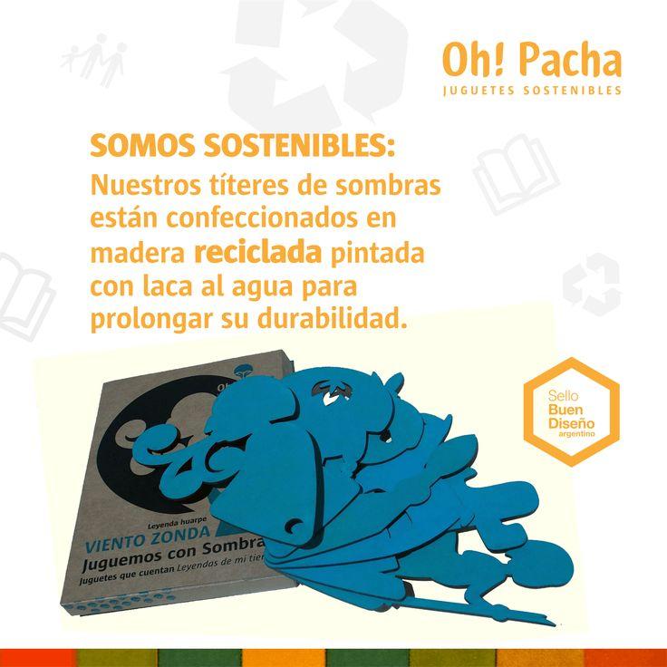 #Sostenibilidad #juguetes #packaging