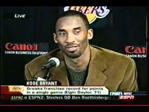 An Internet History of Kobe Bryant's Insane 81-Point Game
