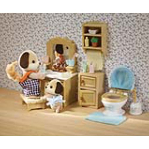 Calico Critters Deluxe Bathroom Set Calico Critters Pinterest More Best Sylvanian Families