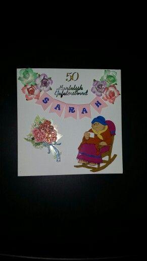Sarah kaart