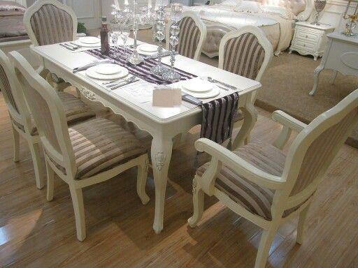 Bardzo elegancki stół z serii #Bella 💙 👑