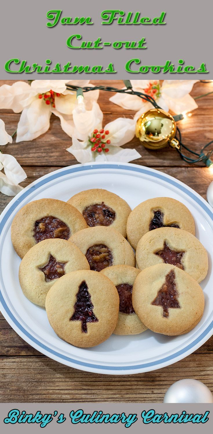 Jam Filled Cookies Recipe Food And Drink World Cookies