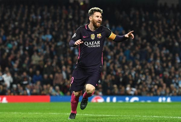 Lionel Messi is the No. 3 highest paid celebrity under 30 this year, earning $81.5 million.