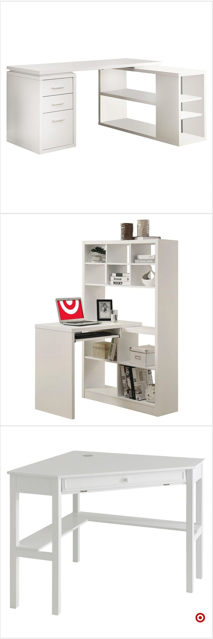 Shop Target for corner desk you will love at great low prices. Free shipping on orders of $35+ or free same-day pick-up in store.