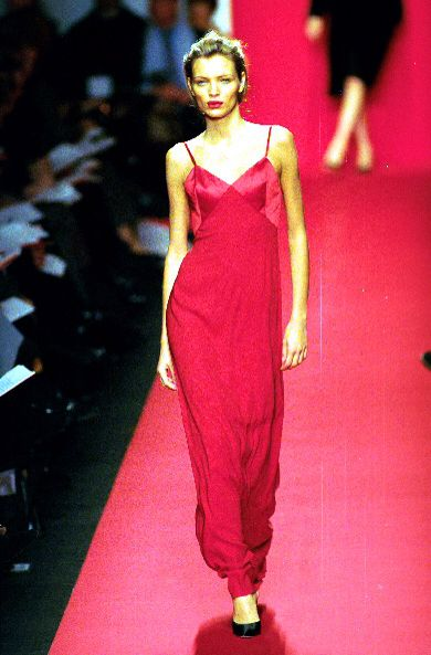 Carolina Herrera - Fall / Winter 1999 | Esther Cañadas