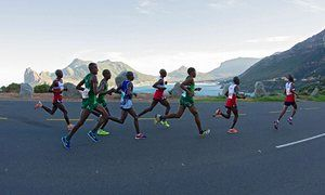 Running the 35-mile Two Oceans: distance running South African-style | Life and style | The Guardian