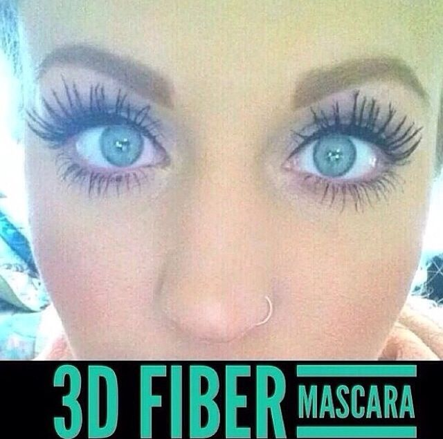 Younique Mascara is bananas as you can see from the photo.  This is mascara not false lashes. The mascara uses Green Tea Fibers to extend your natural lashes. Washes off at the end of the day. Looks like falsies without the glue, mess or damage.  The best part is we have a love it guarantee, love it or return it for a full refund.  #mascara https://www.youniqueproducts.com/lashestothemax/products/view/US-1017-00#.VOd4pi5jpaY