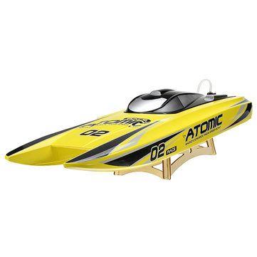 Volantex V792-4 ATOMIC 2.4G Brushless PNP 60km/h Atomic Boat Sale - Banggood.com