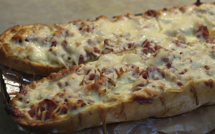 Deli Pizza at Home