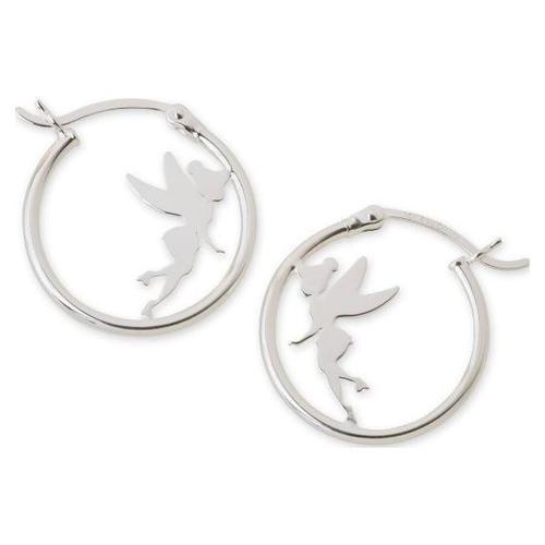 Bell Sterling Silver Earrings Agmes umVRCG5EvO