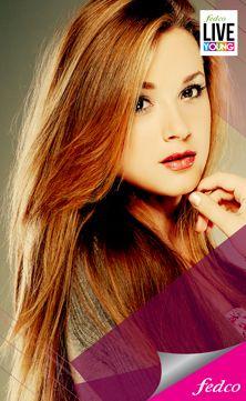 Siempre bella, siempre radiante. #LiveYoung #Hair #Tips  http://www.fedco.com.co/FedcoPlatinum/LiveYoung.aspx
