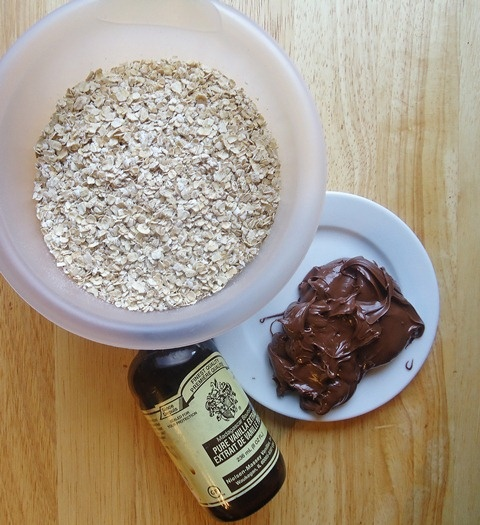 No-bake Nutella cookies | Food and drink | Pinterest