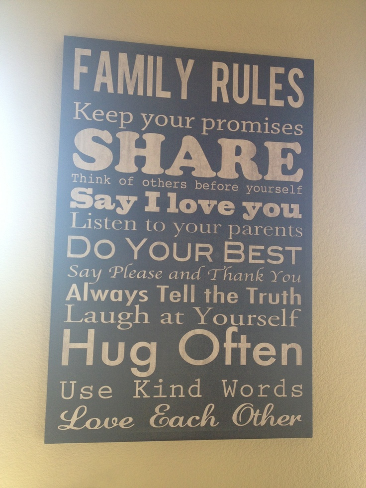on my family room wall home decor pinterest