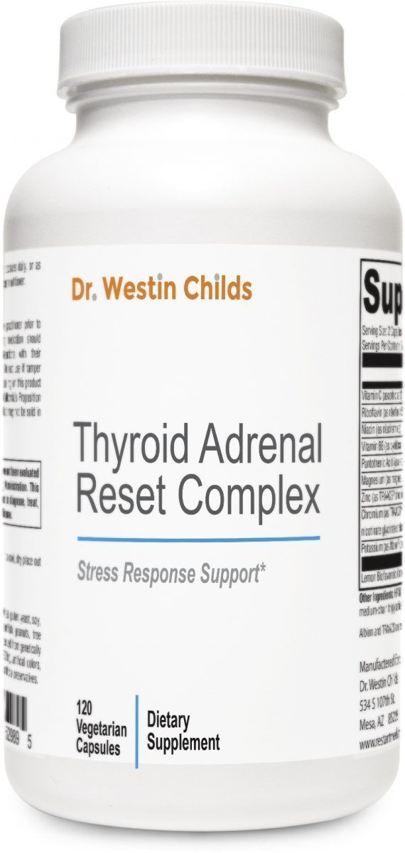 <ul> <li>Helps support thyroid adrenal axis*</li> <li>Helps reduce inflammation through powerful anti-oxidant and anti-inflammatory blend*</li> <li>Naturally supports metabolic function to assist with fat oxidation*</li> <li>Contains pre-methylated B vitamins at ultra therapeutic dosages*</li> <li>Supports proper T4 to T3 peripheral conversion*</li> <li>Supports healthy energy le... #Symptomsofanunderactivethyroid