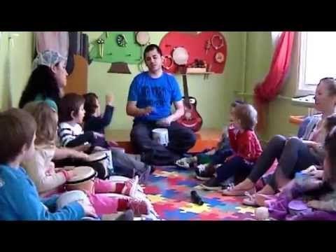 20 dakikalık Anasınıfı Müzik Dersi, Çocuk Şarkıları, Orf Ritim Egzersizleri, Danslar - YouTube