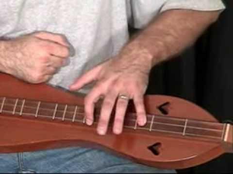 Stephen Seifert - Whiskey Before Breakfast - Fingering - Mountain Dulcimer DVD Lesson #02 Sample