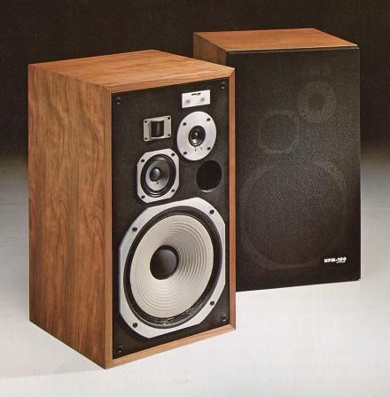 Classic Pioneer Hpm 100 I Wish I Had Them Back For The