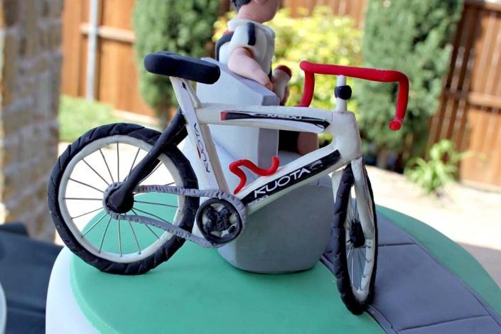 Cake Bike Mould