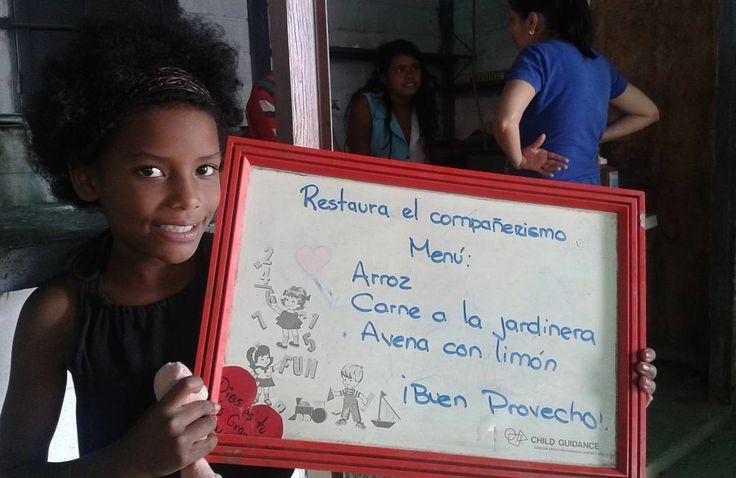 Hoy en Venezuela podrán almorzar más de los niños y jóvenes.  Nuestro menú #miamibeach #miami  #fundacioncasaelreyjesús  #heroesdelmañana  #empresa  #empresarios by fundacioncasaelreyjesus