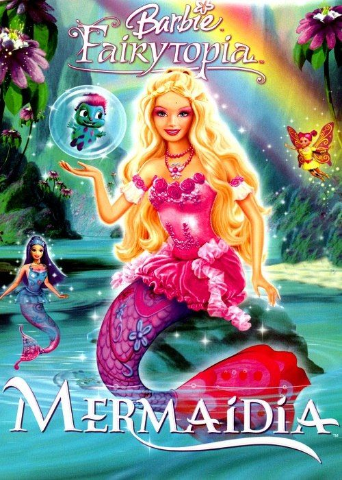 Barbie Fairytopia: Mermaidia [Full Movie] (Online) | Barbie Movies, Full Movies, Online.